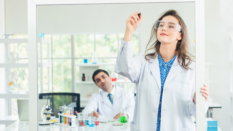 Have you explored what it takes to pursue a career in the Life Science sector?
